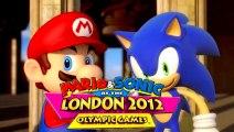 [Découverte] Mario & Sonic aux Jeux Olympiques de Londres 2012 (Wii)