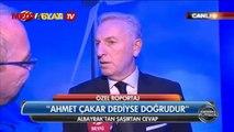 Ali Dürüst ve Abdurrahim Albayrak'tan açıklamalar!