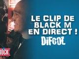 """Les membres de la Radio Libre d�couvrent le clip de Black M """" Je ne dirai rien"""""""