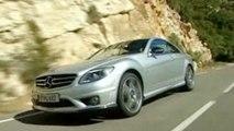 Mercedes CL 65 AMG + CLK 63 AMG