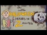 Des fans et du fun : la saga Halloween... en 2 minutes !