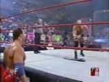 Stone Cold Steve Austin vs Kurt Angle (WWF Heavweight Championship) [WWF Raw 01.08.2001]