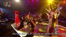 VÒNG LIVESHOW 6 BÁN KẾT - NGỌN LỬA CAO NGUYÊN - TRẦN LINH NHI - Giọng hát Việt nhí 2014 - m.thuymien.com