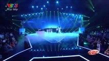 VÒNG LIVESHOW 7 CHUNG KẾT - CON CÓ MẸ RỒI - NGUYỄN HOÀNG ANH & HLV - Giọng hát Việt nhí 2014 - m.thuymien.com
