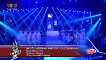 VÒNG LIVESHOW 7 CHUNG KẾT - ĐÈN KHUYA - NGUYỄN THIỆN NHÂN & QUANG LINH - Giọng hát Việt nhí 2014 - m.thuymien.com