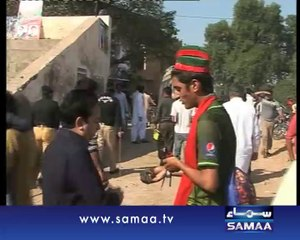 Stage made for PTI rally is weak :- DCO Sargodha