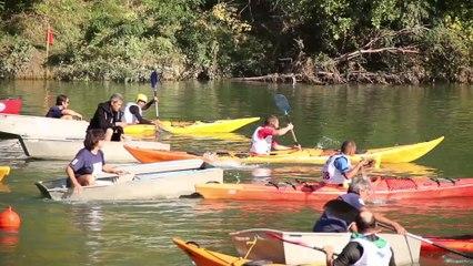 Championnat de France de Kayak Sport Adapté