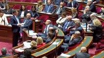 François Baroin - Effort financier des collectivités territoriales