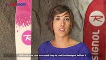 Ski ROSSIGNOL Saffron - Gamme Gold Freeride Femme Intersport 2015