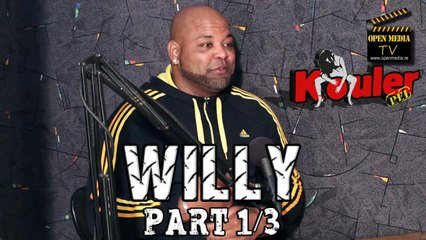 Kouler Pei - Willy - Octobre 2014 - Part 1/3