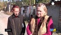 To οδοιπορικό του euronews, στην εμπόλεμη ζώνη της Ανατολικής Ουκρανίας