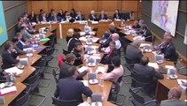 Commission du développement durable: Patrice Carvalho, député de l'Oise, interpelle Alain Vidalies