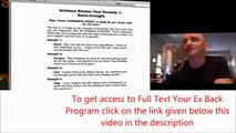 Text Your Ex Back - Module 9 - Intimacy Booster Texts