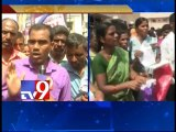 Disabled people made to wait long for certificates in Nizamabad, faint