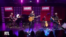 Carla Bruni - Quelqu'un m'a dit en live dans le Grand Studio RTL