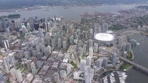 Helicopter Tour over Vancouver, Canada
