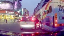 Driving in Asia (2) - Car Accidents Compilation 2014