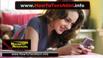 The Magnetic Messaging Review│Flirty Text Messages With The Magnetic Messaging