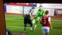 Leeds Antenucci goal vs Rotherham tonight