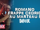 Romano s'amuse avec Cédric dans la Radio Libre !