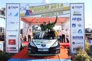 Bruno Longépé remporte la Finale de la Coupe de France des Rallyes à La Rochelle