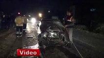 İki Ayrı Kazada 1 Kişi Öldü 5 Kişi Yaralandı
