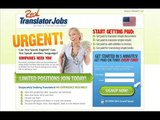 Find Translator Employment Opportunities with Real Translator Jobs