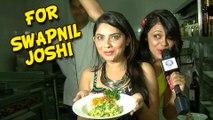 Celebrity Tadaka- Episode 2–Sonalee Kulkarni,Prarthana Behere Cooking For Swapnil Joshi- Part 1