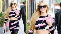 (Video) Paris Hilton says she LOVES New York City | Paris Hilton Shops in New York City