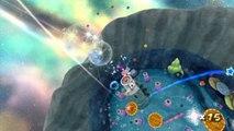 Super Mario Galaxy 2 - Monde 2 - Anse étoilée : L'énigme des cascades jumelles