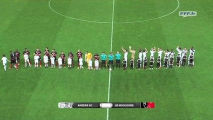 Amiens SC 1 - 1 US Boulogne (17-10-2014)
