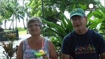 ترقب في جزر هاواي مع اقتراب اعصار آنا