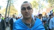 Syrie : Les Kurdes de Turquie et de Paris manifestent pour la défense de Kobani