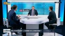 Relation client: l'homme ou la machine ?: Frédéric Mazzella, Philippe Narbeburu et Olivier Ondet – 18/10