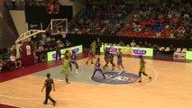 OPEN LFB 2014 - Hainaut Basket / Tarbes : Les Highlights