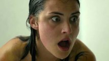 Housebound Movie CLIP - Shower Scare (2014) Horror Comedy Movie HD