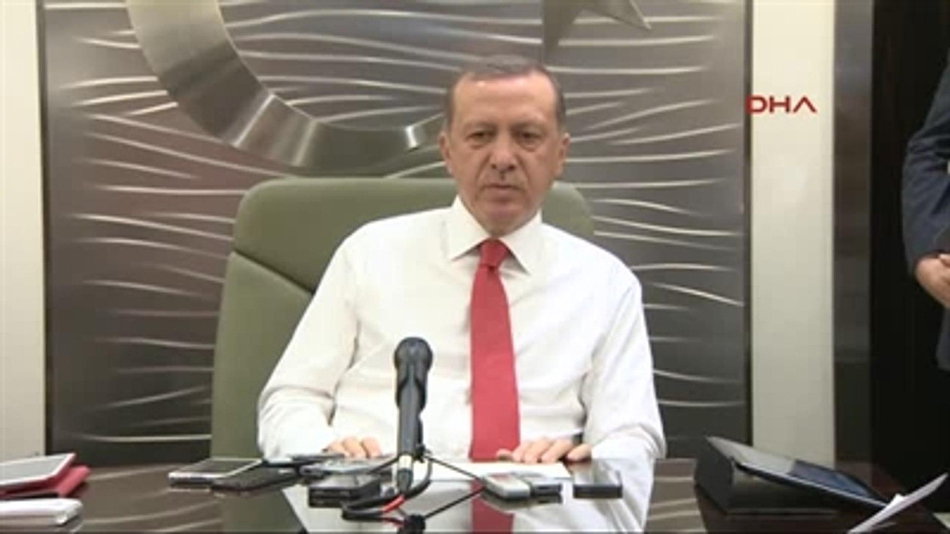 Erdoğan: Başmüzakereci, Bunlar Çok Büyük Tehlike 3