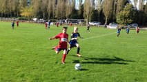 18/10/14 : U11 contre Arras PTT (4-5)