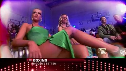 Biggers Better Live on Eurosport Commercial (2010)