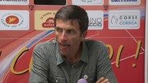 Gazélec Ajaccio 3-1 AC Arles-Avignon : réactions de T. Laurey & S. Crucet