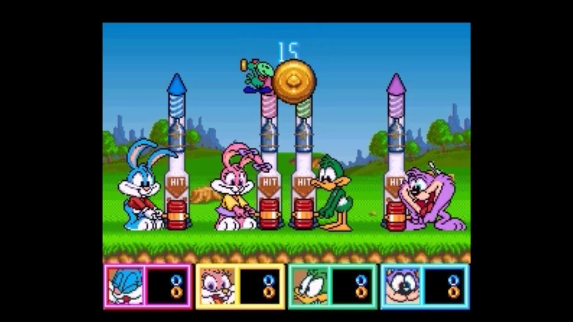 Tiny Toons Wild And Wacky Sports Snes Part 12 Video Dailymotion