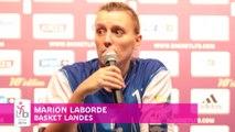 OPEN LFB 2014 - Basket Landes / Villeneuve d'Ascq : Les Réactions