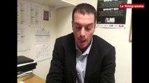 Quimper. UJAP (N1M) : la réaction de l'entraîneur Aymeric Collignon