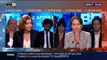 BFM Politique:  L'after RMC: Le débat entre Ségolène Royal et Nathalie Kosciusko-Morizet (5/5) – 19/10