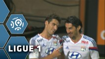 But Yoann GOURCUFF (36ème) / Olympique Lyonnais - Montpellier Hérault SC (5-1) - (OL - MHSC) / 2014-15