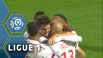 But Yoann GOURCUFF (47ème) / Olympique Lyonnais - Montpellier Hérault SC (5-1) - (OL - MHSC) / 2014-15