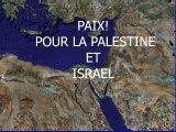 PALESTINE ISRAEL LA PAIX POUR NOS ENFANTS!