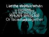 Adele - Skyfall (007 Theme Song) Lyrics On Screen - video dailymotion