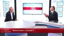 Duel Beytout/Joffrin : « Martine Aubry propose un grand bond en arrière »
