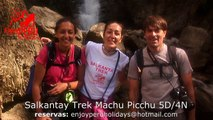 Mejor Salkantay Trek Machu Picchu, Salkantay Machu Picchu con Enjoy Peru Holidays